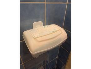 wet toilet paper box wallmount bathroom box holder cottonelle damp toilet paper hakle hakle feucht holder mailbox bracket moisured toilet paper mounting bracket toilet paper holder wallmount wet toilet paper