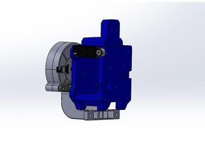 x carridge modular mount blv fabiomod 3d printing bltouch blv mod e3d cyclops e3d v6 e3d volcano xcr xcr-bp6
