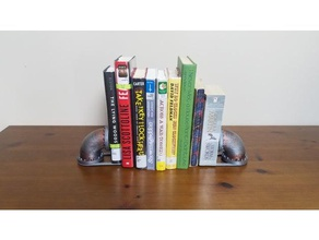 pipe ground bookends household bookend factorio neat pipe