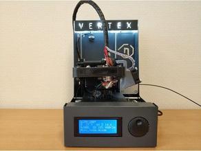 velleman vertex nano k8600 fan duct 3d printer accessories duct fan fan duct k8600 mount velleman vertex vertex k8600 vertex nano