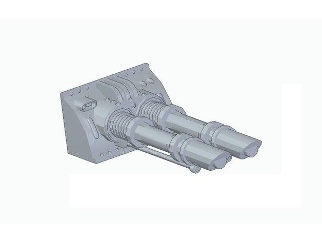 annihilator cannon grphon