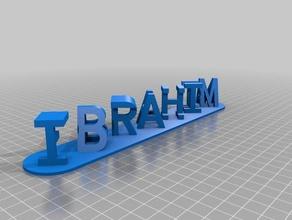ibrahim fathima signs & logos customized