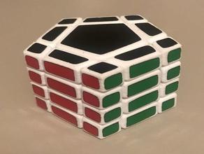 4-layer pentagon prism puzzle puzzles cube puzzle rubik rubik cube rubik cube mod rubik cube puzzle rubik's rubik's cube rubik's cube mod rubik's cube puzzle twisty cube mod