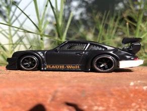 hot wheels rwb porsche 930 Ersatz Stoßstange Fahrzeuge 164 164 Skala benutzerdefinierte hotwheels diecast diecast Auto diecast cars hotwheels matchbox matchbox mod Modell-Auto porsche der porsche 911 rwb scale-Modell