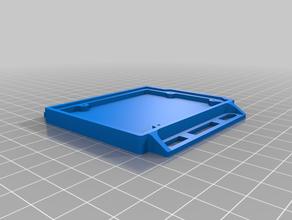 arduino uno mount solid - more holes mount electronics arduino arduino holder arduino mount arduino uno holder arduino uno mount uno uno mount