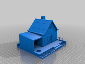 stardew valley house starting buildings & structures barn farm game house model house pixel recreation stardew stardew valley video game