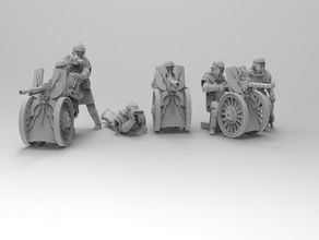 crew served weapons - pax through firepower models 28mm 40k astra militarum autocannon death korp heavy heavy bolter heavy stubber imperial guard lascannon legion legionairre miniature roman rome severan dominate team warhammer weapon