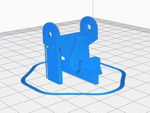 petsfang de tensión de alambre de cadena tipo cable adaptador Impresora 3d accesorios cabble de la cadena cr-10 creality ender3 petsfang