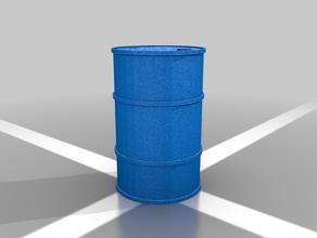 fuel barrel v2 - scale 1 72 props 1 72 barrel fuel fuel barrel fuel tank oil oil barrel oil tank prop scale model small ww2