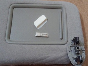 toyota camry sun visor plastic tab replacement automotive camry car sun visor sunvisor sun visor toyotacamry toyota camry