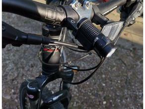multifunctional flashlight torch holder bicycle esp olight s1r baton ii s1 baton mini thrunite ti3 sport & outdoors bicycle flashlight flashlight holder flashlight mount led flashlight led torch torch torch holder torch mount