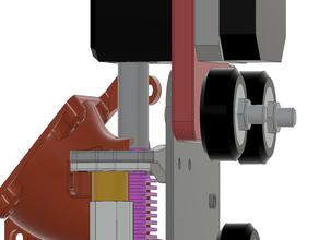 ender 3 cr-10 dd bmg titan mk10 adapter parametric + source 3d printer parts bowden bowden clamp bowden tube cr-10 creality cr-10 creality cr-10s creality cr10 creality ender 3 direct-drive direct drive direct drive extruder direct extruder ender 3