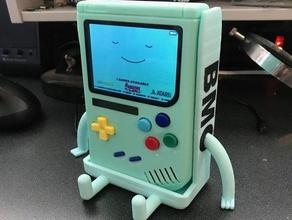 bmo beemo game boy gameboy zero stand toy & game accessories adventuretime beemo bmo gameboy gameboyzero