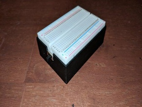 breadboard 6 volt 4xaa battery pack - thinboard small electronics breadboard breadboard battery breadboard holder