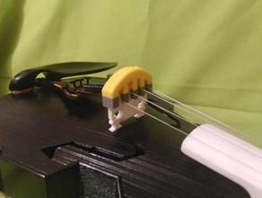 violin mute 3d printing electric violin modular fiddle violin violin violin case violin mute violoncello