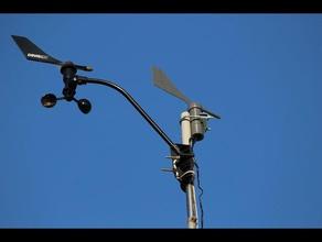 weather vane substitute davis vantage pro diy weather station weather vane windvane