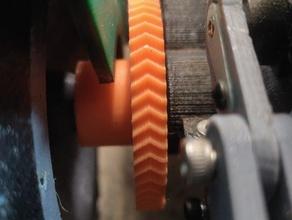herringbone gears -4- openrc tractor motor mod r c vehicles herringbone openrc openrc tractor