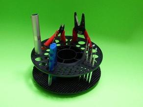 spool carousel tool holders & boxes carousel filament carousel filament spool holder lazy susan tool holder