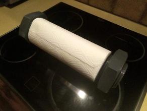 paper towel holder kitchen & dining halter holder kitchen kitchen paper k chenrolle paper towel paper towel holder paper towel stand screw stand stnder towel towel holder