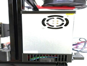 blab psu cover wiring 3d printer parts 3d printer agraber agraber 30i psu cover psu mount