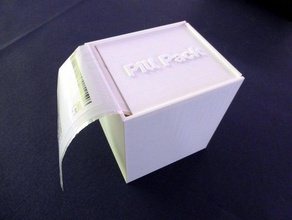 pillpack dispenser box containers box dispenser pill box pill dispenser pill pack pillpack