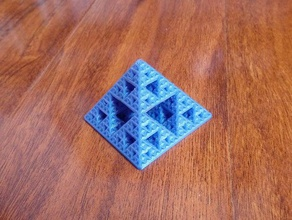 sierpinski pyramid math art case fractal math pyramid sierpinski sierpinskipyramide sierpinski triangle tetrahedron