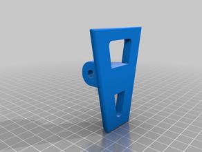 kad holder big mount gopro remix 3d printer parts gopro gopro mount kad mount