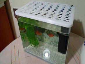 tapa pecera pets aquarium fishbowl pecera peces