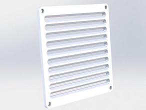 fan cover 120mm 3d printing 120mm fan 120mm fan grill 120mm fan guard cooling fan fan cover fan guard fan mount fan shroud tevo tevo black widow