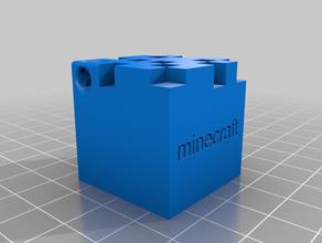minecraft block keychain keychains keychain minecraft