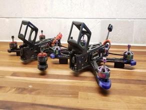 impulserc alien rr5 gopro session mount hobby alien 5 inch alien gopro session alien rr5 impulserc impulserc alien impulse rc alien