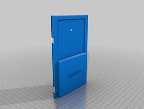 control box cover ender 3 3d printer accessories control control box control box cover ender 3