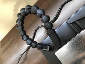 cr-10s pro cama de cadena de cable en 3d piezas de la impresora cadena de cable cr-10 cr-10 máx cr-10 cr-10s pro creality ender 3 alivio de tensión