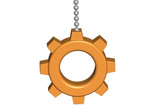 factorio pull ball chain keychain knob handle fob finials decor factorio fob handle knob pull chain pull string