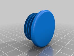 32mm round endcap 32mm endcap endcap end cap pipe fitting roundpipe endcap
