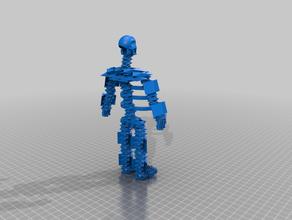 faucheur squelette os la mort l'exosquelette faucheuse squelette