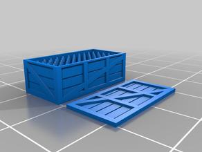 edificio modulare 28mm in miniatura da tavolo wargames parte 9 di munizioni scatola di munizioni da tavolo tavolo da gioco warhammer
