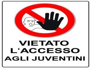 vietato l'accesso agli juventini anti-juve