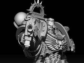 ultramarine commander fixed scale miniatures space marine ultramarines wargames warhammer warhammer 40k