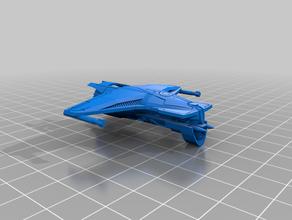 m12-l kimogila ffg pislik star wars x-wing xwing oyun xwing Minyatürler