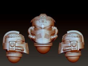 negro de los templarios casco 40k negro de los templarios el casco space marine warhammer 40k