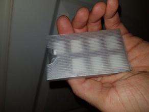 trident white gum case holds 1 sheet gum gum case trident trident gum trident white trident white gum