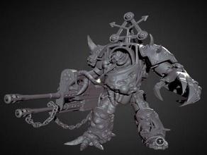 nurgle terminator warhammer 40k