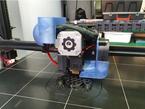 anycubic chiron filament extruder