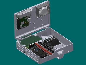 skr 13 Gehäuse tronxy x5sa 2019-version Gehäuse für die Elektronik Gehäuse skr skr 13 tronxy x5sa