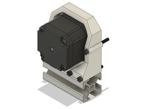 nema 17 soporte de montaje del motor 8020 cnc motor montaje del motor nema17 nema 17 motor paso a paso