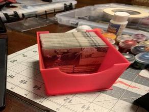 zombicide peste negra carácter de la caja de tarjeta zombiecide