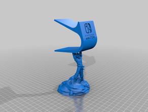 nintendo interruptor controlador de pie goku el controlador dock bola de dragón goku de nintendo nintendo interruptor apoyo el interruptor