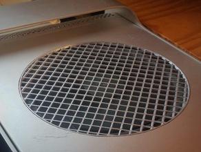 grille ventilateur fan grille fan fan grille grille mod pc power mac g5