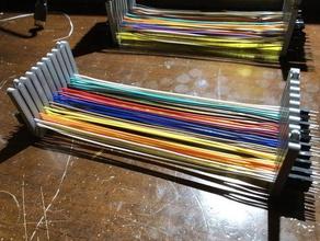 impilabile ponticello di filo rack arudino l'elettronica ponticello di filo titolare